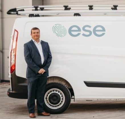 Rob Molloy Joins ESE Group as Deputy Chief Executive Officer