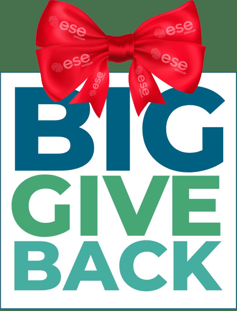 Big Give Back - Logo