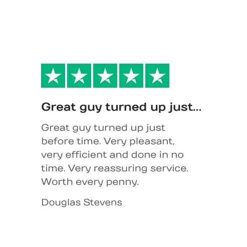 Trustpilot review – 20