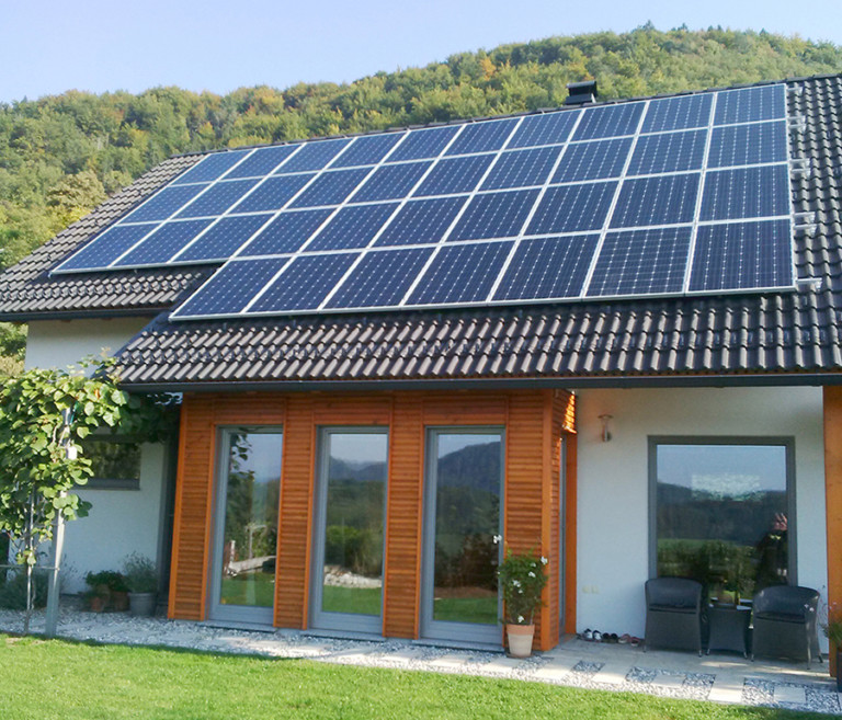 Large Solar PV Roof - ESE Group
