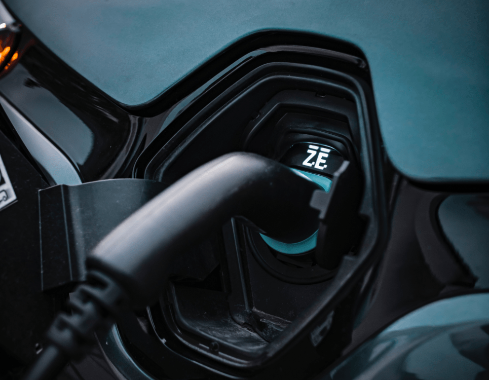 EV Charger - Renault Zoe - ESE Group