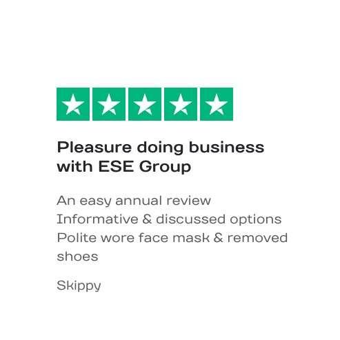 Trustpilot review – 9