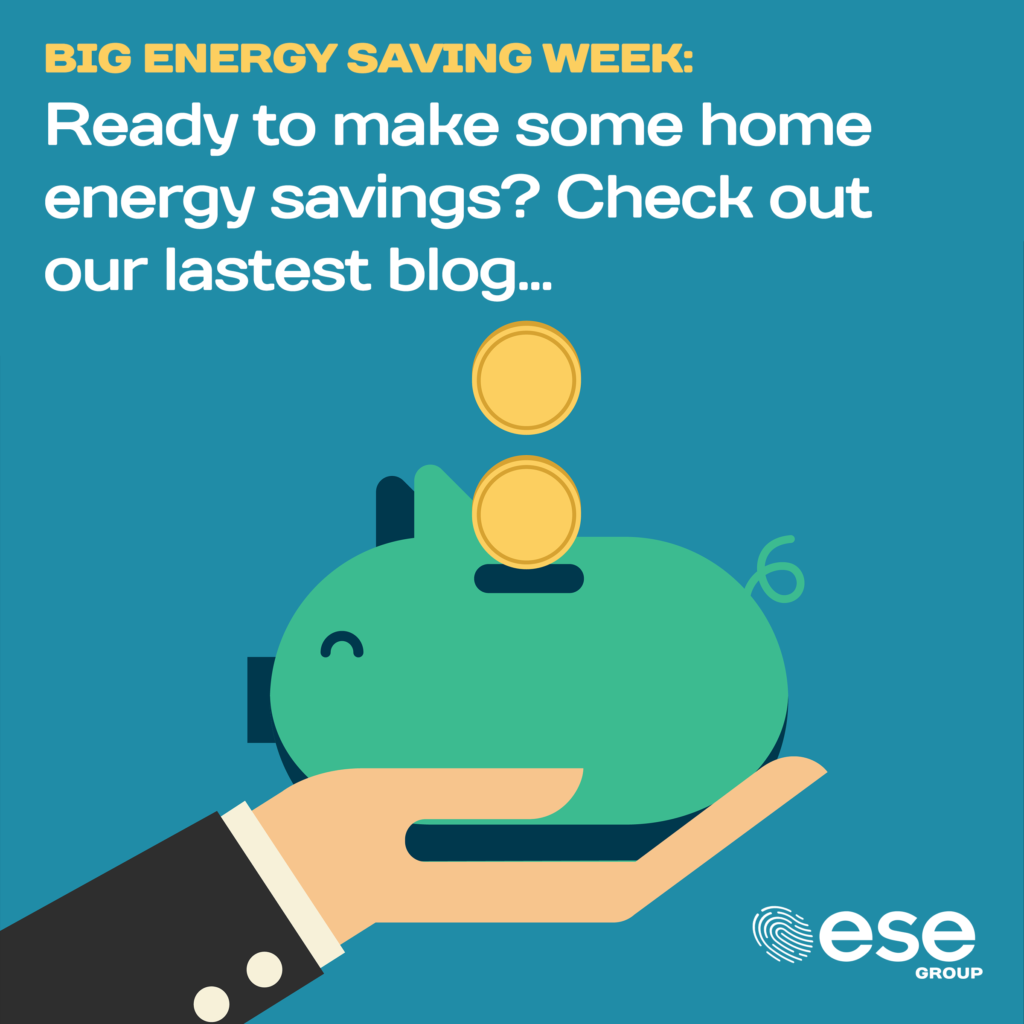 saving energy with ESE Group