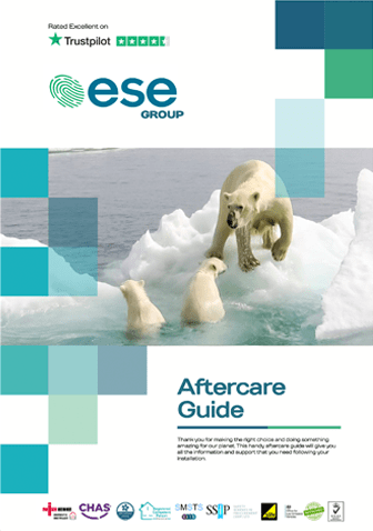 Aftercare Brochure Cover