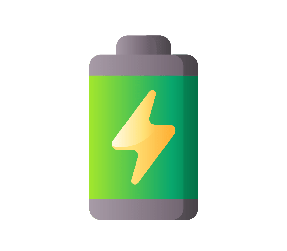 Battery Storage Icon - ESE Group