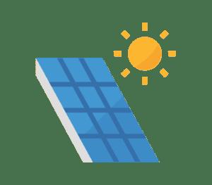 Solar Panel Icon - ESE Group